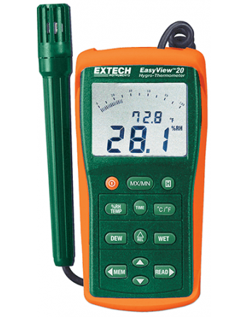 Extech Instruments Non-Contact Thermometers, EA20 Series