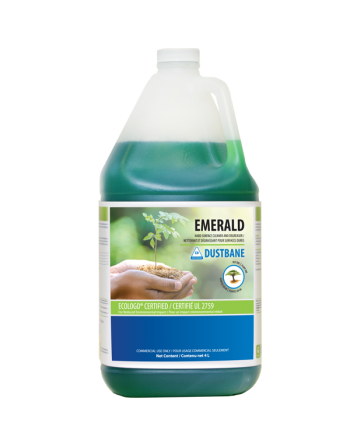 DUSTBANE  Emerald Cleaners & Degreasers, Jug, 4 L/4.0 L