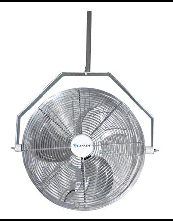 Canarm Fan, Hanging Bracket, Zinc Plated