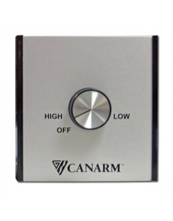 Canarm Manual Variable Speed Controllers