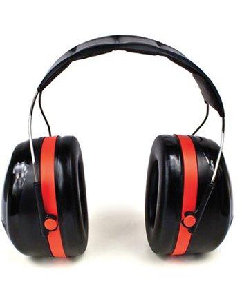 Peltor™ Optime™ 105 Series Earmuffs, Headband, 30 NRR dB