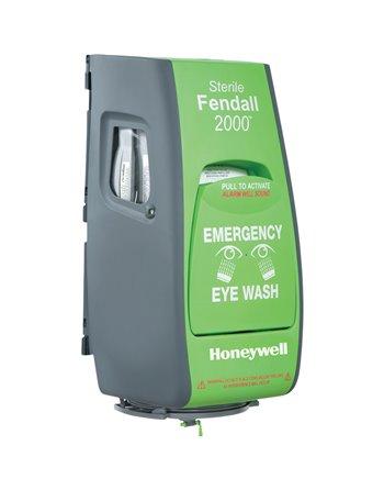 Emergency Eyewash, Gravity Fed, Fendall 2000 Eyewash, Gravity-Fed, 6.87 gal. Capacity, Meets ANSI Z358.1