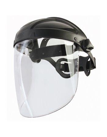 Uvex® Turboshield Faceshield Headgear