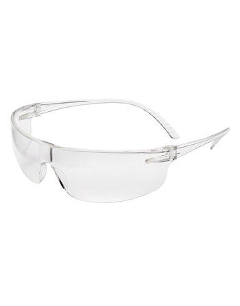 Uvex® SVP 200 Series Safety Glasses, Clear Lens, Anti-Scratch Coating, CSA Z94.3/ANSI Z87+