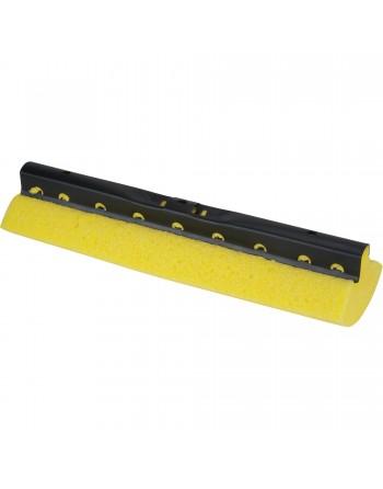 """Steel Roller Sponge Mop - Replacement Head, 12"""""""