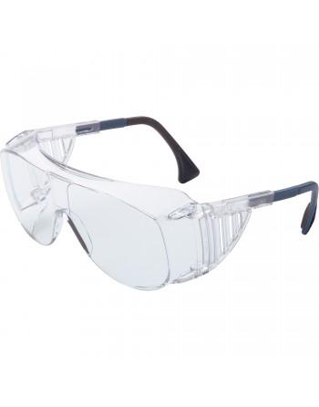 Uvex® Ultra-spec® 2001 OTG Safety Glasses, Clear Lens, Anti-Scratch Coating, CSA Z94.3/ANSI Z87+