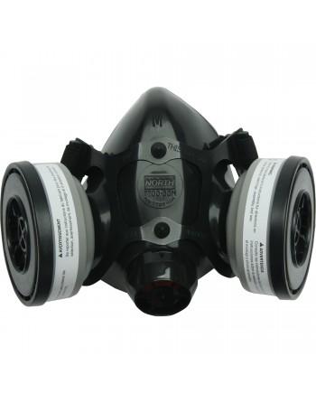 North® 7700 Series Half-Mask Respirator, Silicone