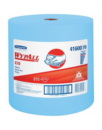 WypAll® x70, 870 Sheets