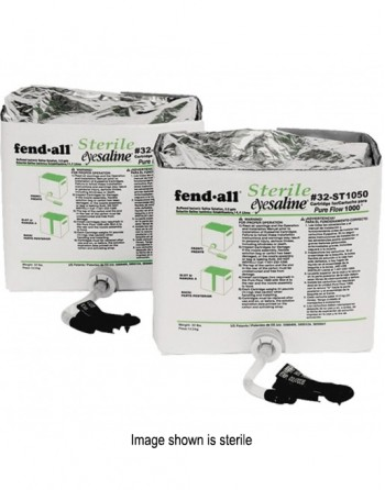Pure Flow 1000® Eyewash Station - Fluid Cartridges, Case of 2 / 3.8Gal