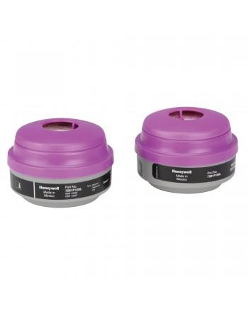 North®N Series Respirator Cartridges, Gas/Vapour Cartridge, Organic Vapour/P100