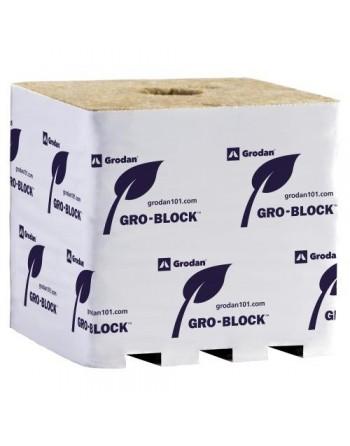 Grodan Gro-Block Improved GR32, 6x6x6, Hugo (box of 64)