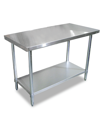 Stainless Steel Table 304 SS
