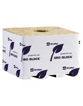 Grodan Gro-Block Improved GR22, Jumbo (box of 64)