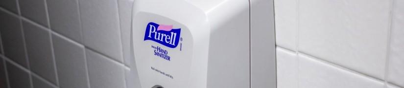 Hand Sanitizing Dispensers & Refills