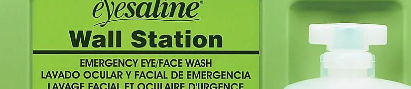 Secondary Eyewash Station